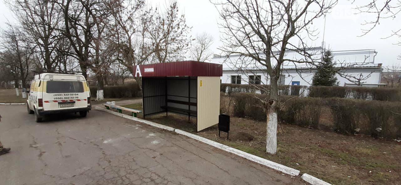 Роза и Нововасильевка с новыми остановочными комплексами, фото-5