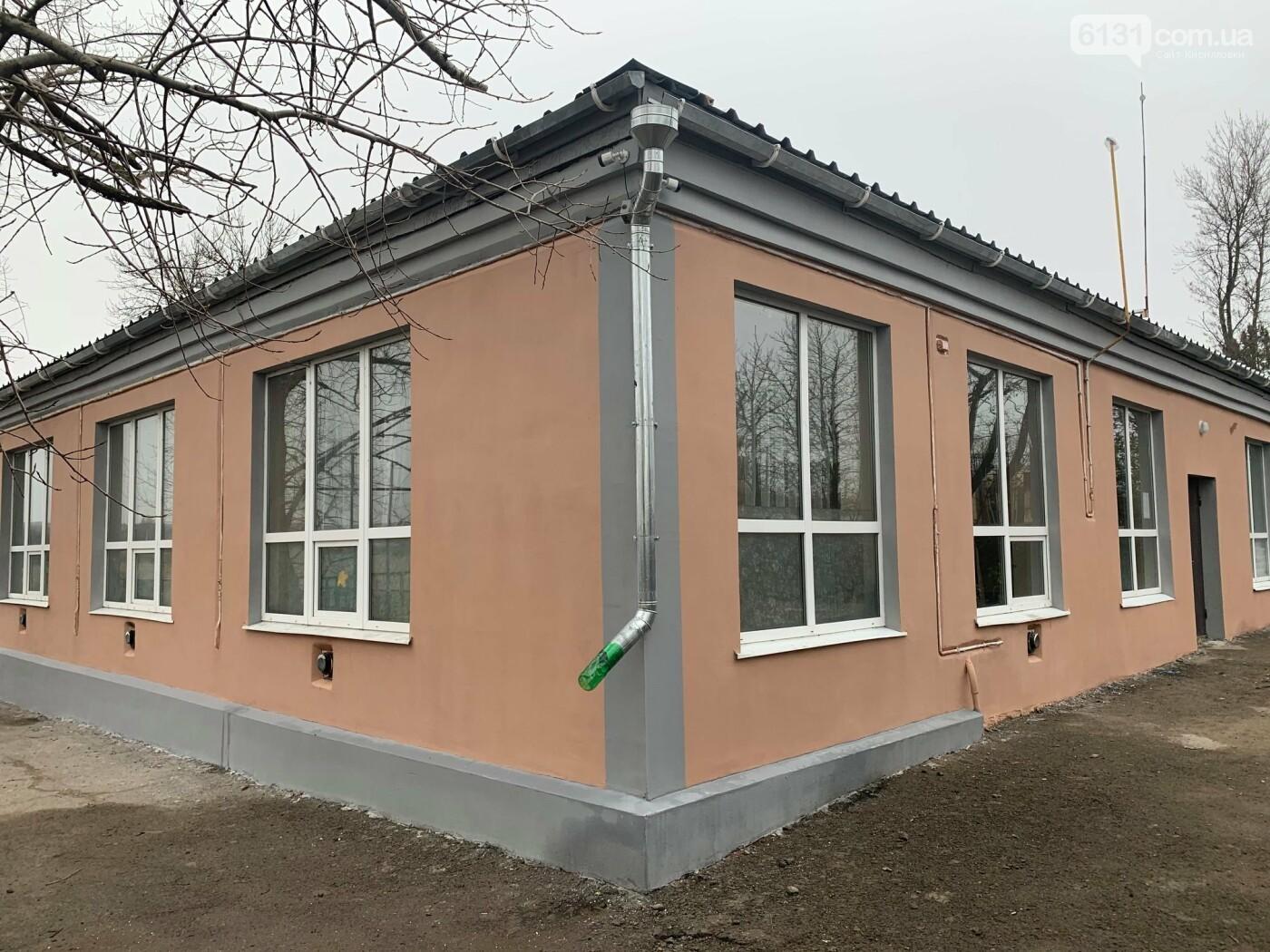 Завершена реконструкция фасадной группы Дома Культуры в поселке Роза, фото-2