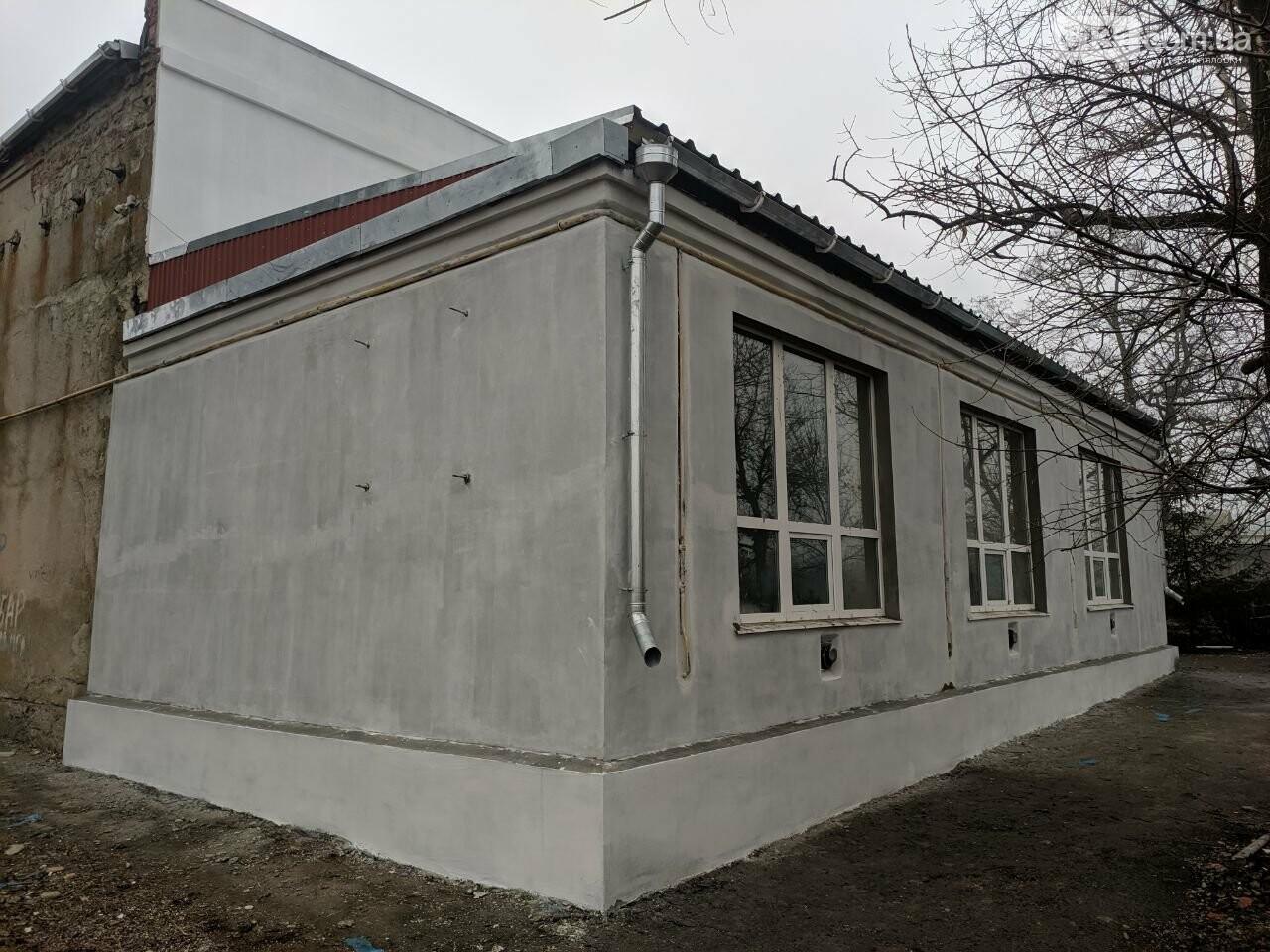 Завершена реконструкция фасадной группы Дома Культуры в поселке Роза, фото-6