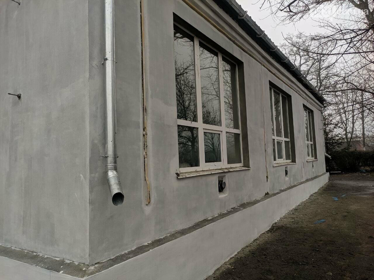 Завершена реконструкция фасадной группы Дома Культуры в поселке Роза, фото-7