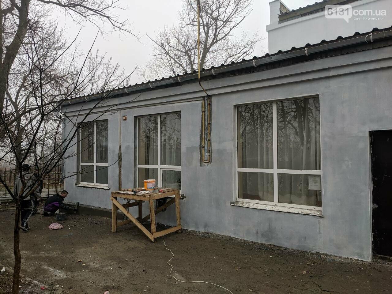 Завершена реконструкция фасадной группы Дома Культуры в поселке Роза, фото-11