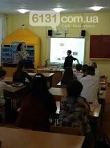 В Азовській школі продовжують практикувати відкриті уроки із застосуванням Smart-технологій, фото-3