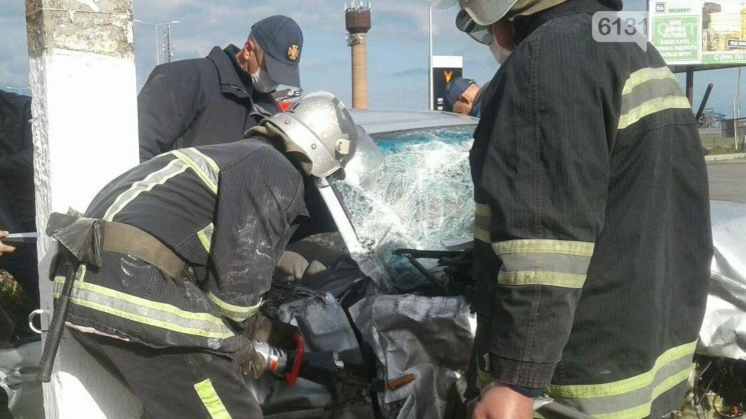 Масштабне ДТП в Кирилівці: троє потрапили до лікарні, фото-2