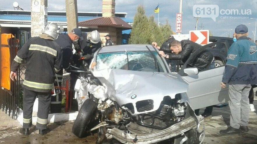 Масштабне ДТП в Кирилівці: троє потрапили до лікарні, фото-1