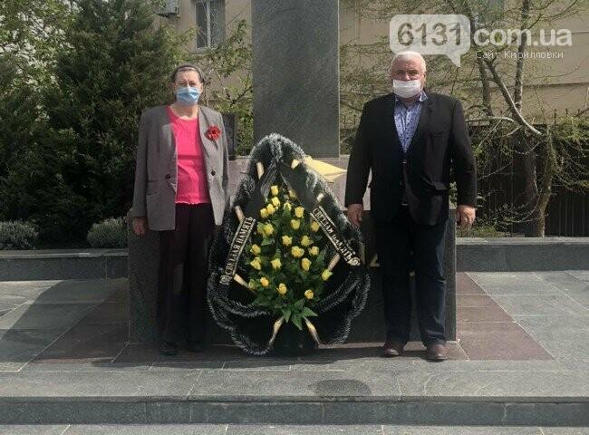 Учасники бойових дій та сім'ї загиблих одержали від Кирилівської влади харчові набори, фото-4