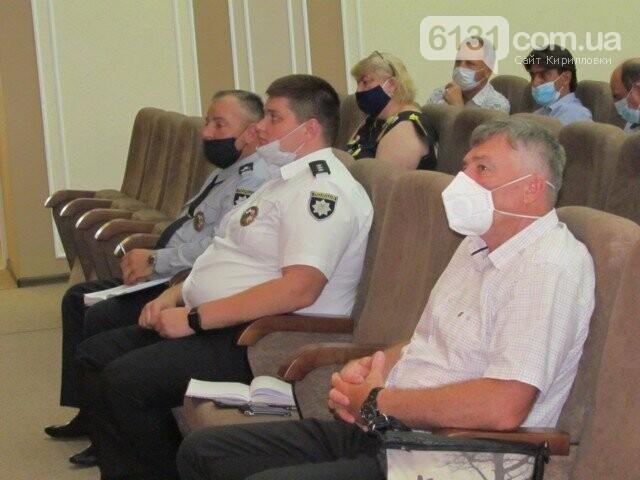 Керівники силових структур області зустрілись з активом Кирилівської громади, фото-4