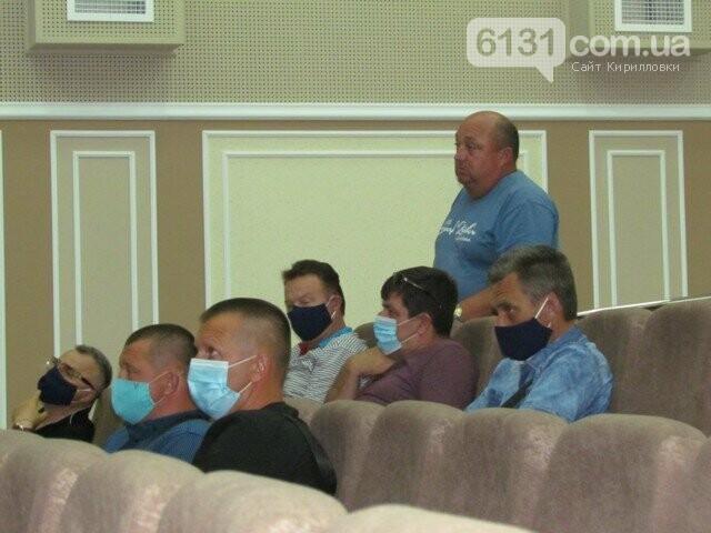 Керівники силових структур області зустрілись з активом Кирилівської громади, фото-5