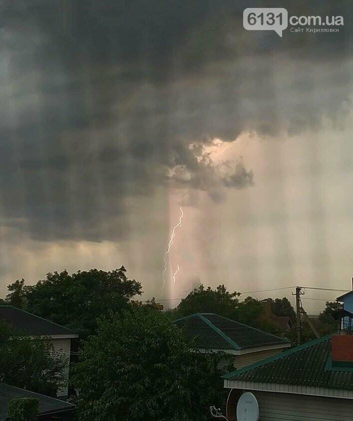 У Кирилівці блискавка двічи вдарила в одну й ту ж споруду, фото-2