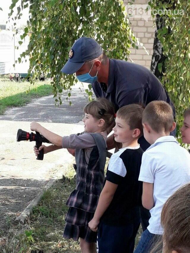 Кирилівських малюків вчили азам безпеки життєдіяльності, фото-4