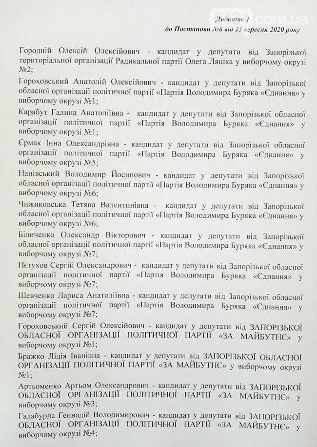 У Кирилівці визначились з усіма кандидатами у депутати селищної ради, фото-1