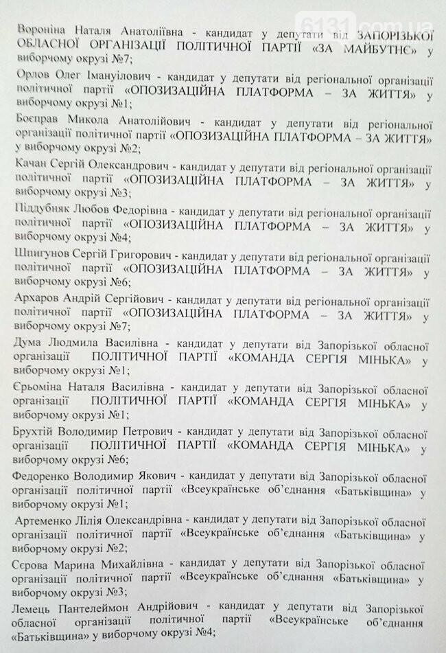 У Кирилівці визначились з усіма кандидатами у депутати селищної ради, фото-2