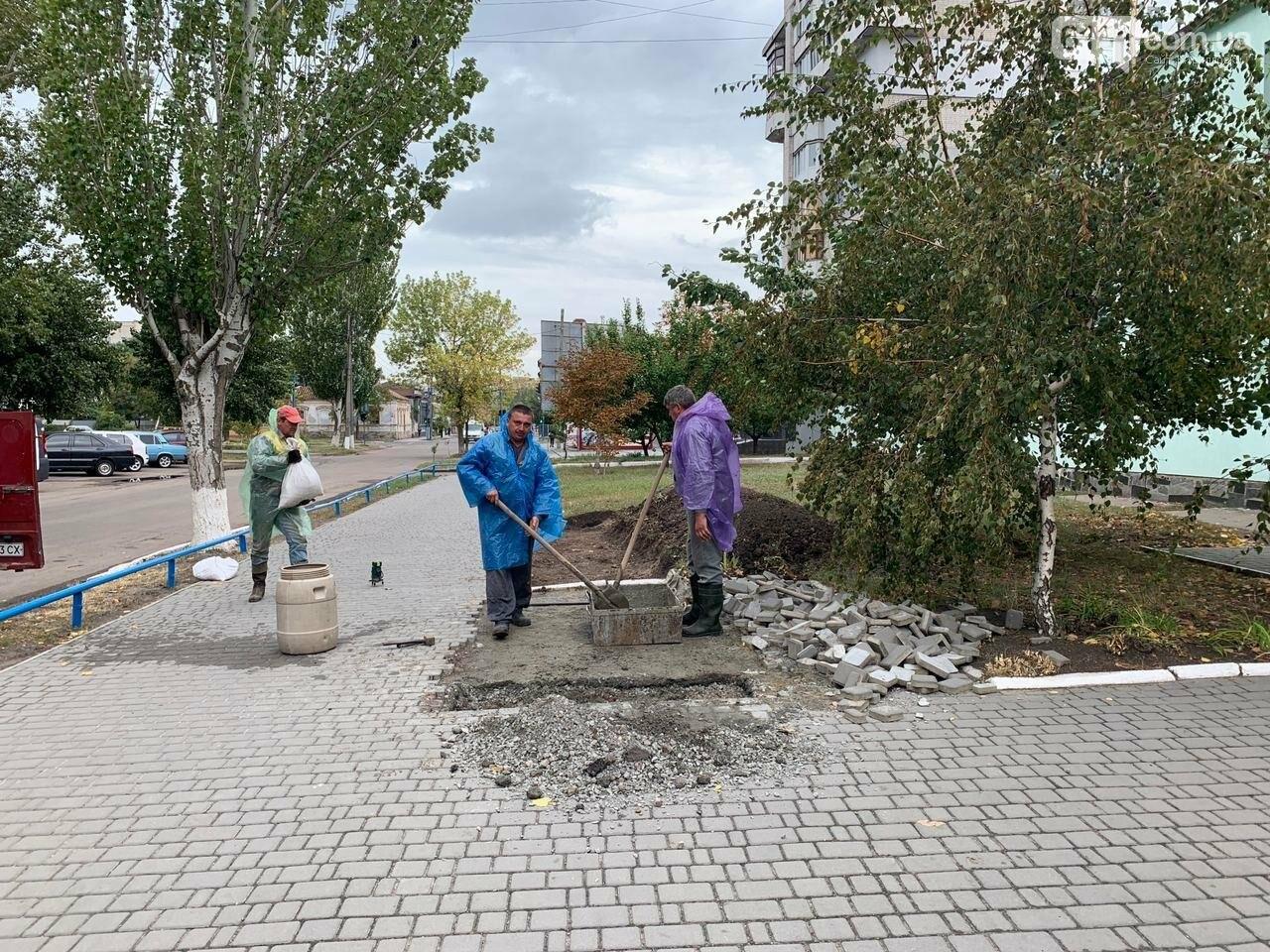 Новые современные велопарковки в Бердянске, фото-4