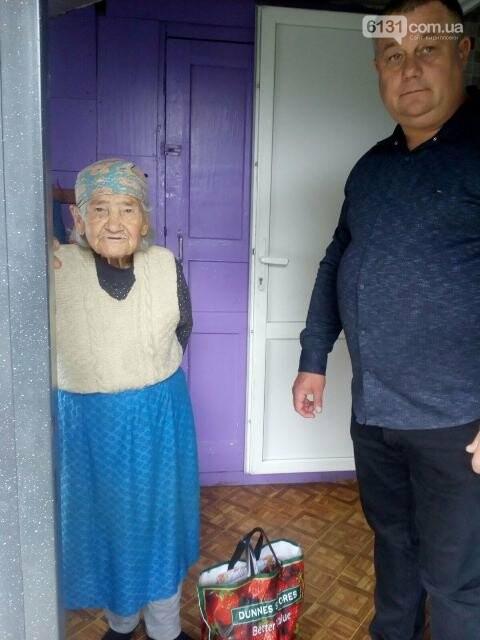 У Кирилівській громаді привітали людей похилого віку, фото-1