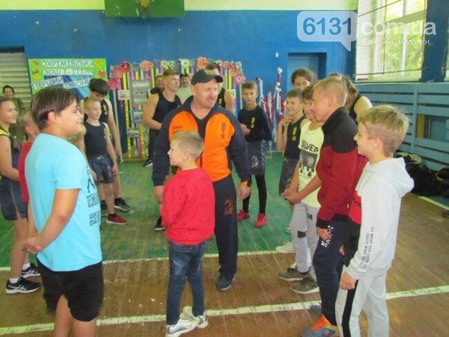 В Охрімівці почне роботу відділення  з хортінгу Кирилівської ДЮСШ «Азовець», фото-6