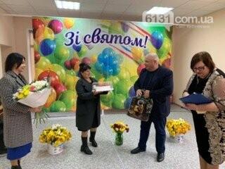 Працівники закладів культури Кирилівської ОТГ приймали вітання зі святом, фото-6