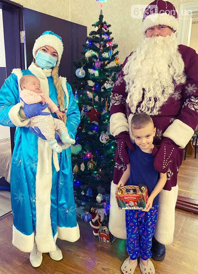 Дітей Кирилвіськоїї громади привітали з Новим роком, фото-4