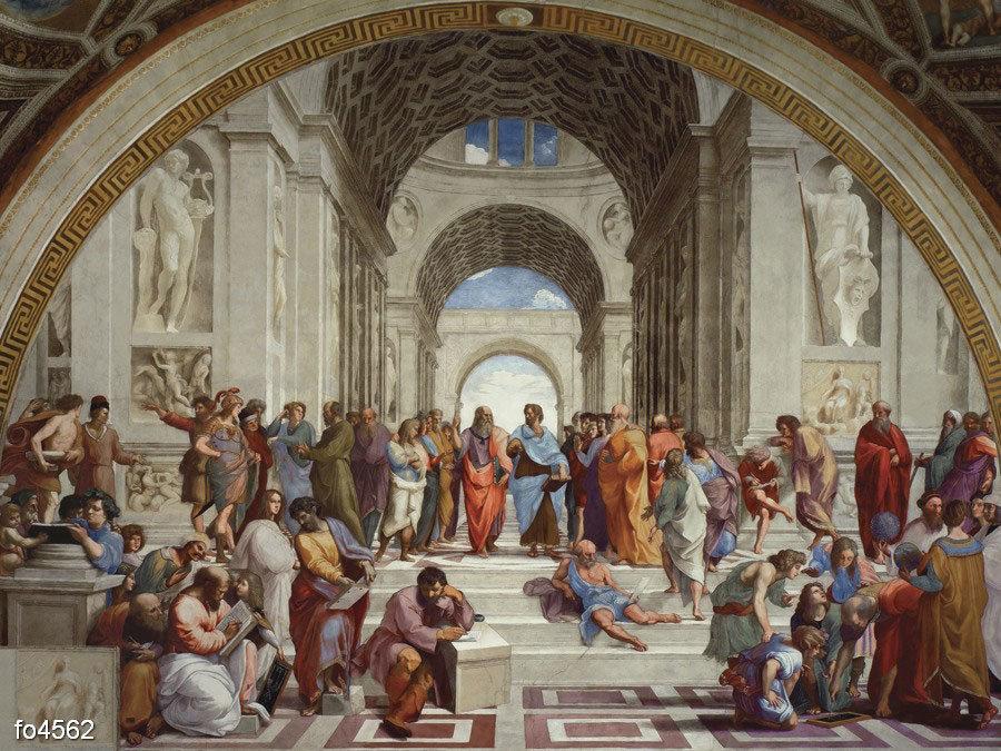 У Ватикані українці зіпсували фреску Рафаеля, фото-1
