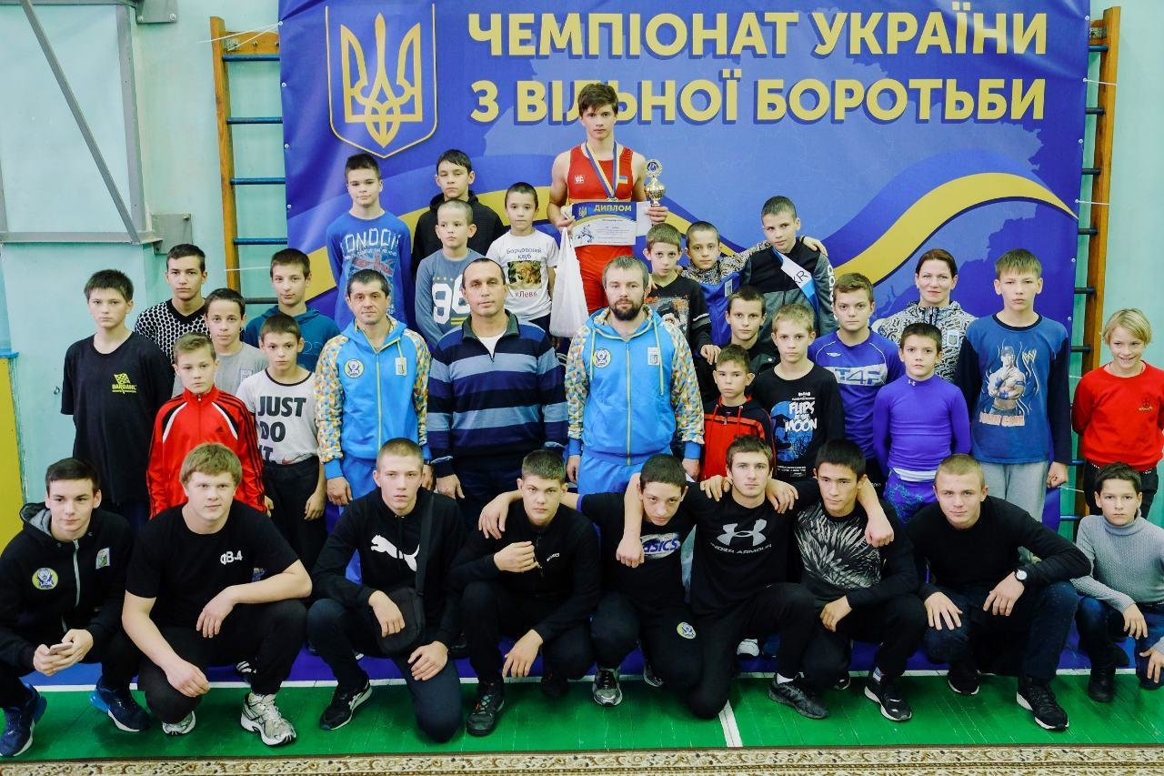 Борцовский клуб ЛЕВ поздравляет с Днем Победы!, фото-1