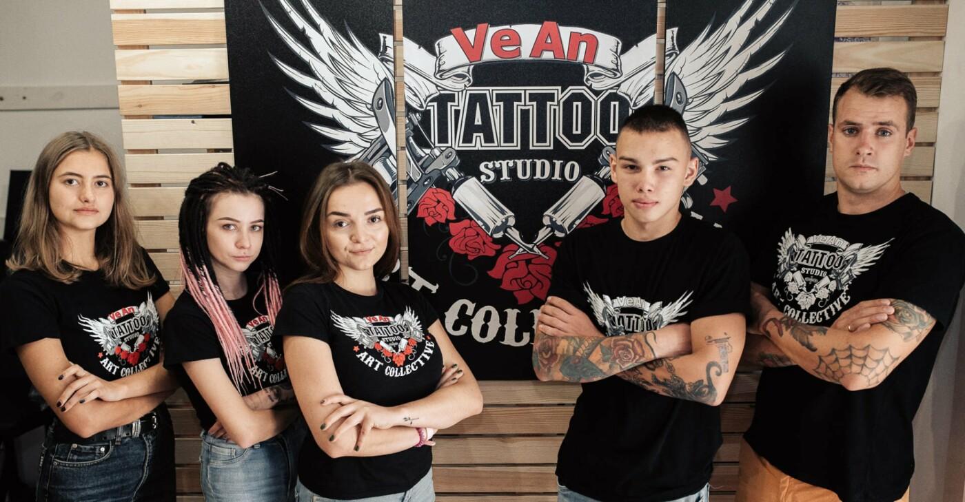 VEAN празднует десятилетие! В честь Дня Рождения сеть тату-салонов дарит подарки!, фото-2